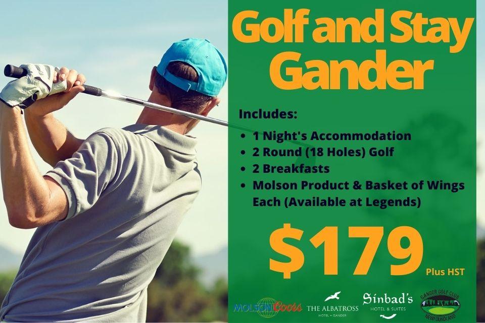 Gander Golf and Stay